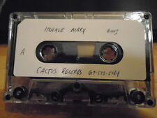 VERY RARE Inhale Mary DEMO CASSETTE TAPE rock 9 tracks Used Memories For Sale 93