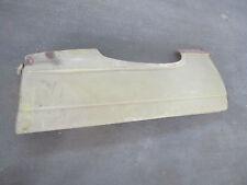 DKW Junior F11 F12 Sheet Metal Fenders Fender rear left Side panel