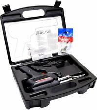 Soldering Gun Kit Professional Weller Three Tips and Solder in Carrying Case NEW