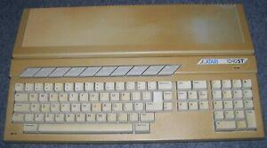Atari ST Computer 1040 STE 4MB Memory TOS 1.62 AJAX DMA C398739-001 PSU Refurb