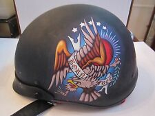 ED HARDY MOTORCYCLE HELMET - BEAUTIFUL GRAPHICS - VARIOUS SIZES AVAILABLE