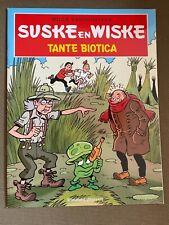Suske en Wiske Reclame uitgave  - Tante Biotica - Eerste druk - 2016
