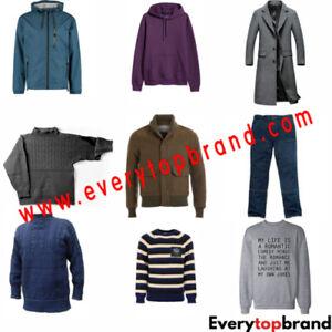 Wholesale Branded Clothing Job Lot 10 KG Men's Grade A Winter @ £4.00  KG