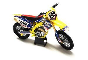 Nitro Circus Travis Pastrana New Ray Toy DieCast Dirt Bike Great Xmas Gift