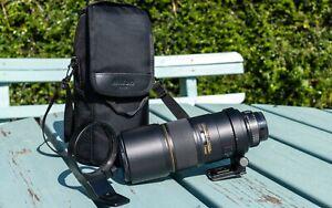 Nikon 300mm AF-s f/4D FI ED Lens