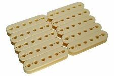 Humbucker Screw Side Pickup Bobbin Cream 50mm 10pk for pickup makers