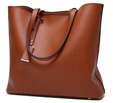 Bolsos de mujer grandes sin marca color principal marrón