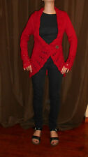 .... Gilet rouge 3SUISSES taille 38 / 40....