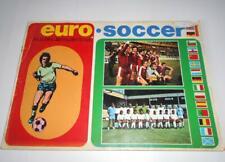 Rare FKS Euro Soccer Album Complete. 55 Team Group Cards.1975 Football Postcards