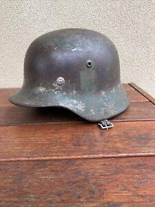 A Very Nice and Original WWII German Helmet