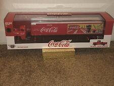 M2 Coca Cola chase 1958 Chevy Spartan LCF hauler & Chevy Apache Stepside