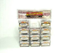 MICRO-TRAINS LINE Z SCALE MEAT PACKER SERIES 12 CAR SET 51800080