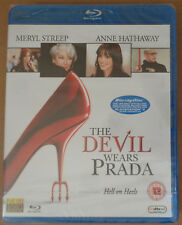 The Devil Wears Prada [Region B] [Blu-ray] - Brand new - sealed