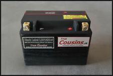 LiFePO 4 mit Rüttelfest Batterien fürs Motorrad günstig