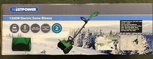 SNOW BLOWER ELECTRIC 1300W HI-POWER PATH CLEARER WINTER