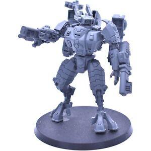 Commander Battlesuit Tau Empire Warhammer 40k