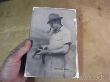 Warhoop by Mackinlay Kantor--1952--SIGNED FIRST EDITION