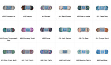 I Love This Yarn! Prints Various Colors New! Price Per Skein