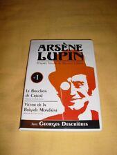Arsène Lupin DvD n°1 (2 épisodes) Georges Descrières