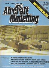 Scale Aircraft Modelling V8 N7 Dassault Mirage Supermarine Walrus Fairey Hendon