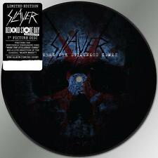 """Slayer When the Stillness Comes Rare RSD 2015 7"""" (w/ Black Magic live) Metallica"""