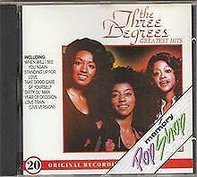 Greatest Hits von Three Degrees   CD   Zustand sehr gut