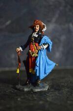 Francois Lolonois, hand painted tin figure