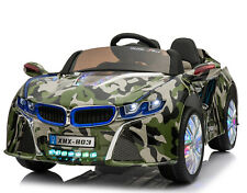 rideONEcar. BMW I8 STYLE RIDE ON CAR REMOTE CONTROL ELECTRIC TOY 12V BATTERY