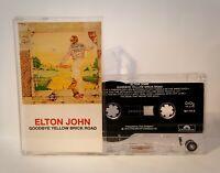 Elton John - Goodbye Yellow Brick Road Cassette