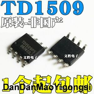 The new TD1509P5 TD1509P5R SMD SOP8 TD1509PR TD1509-5.0 ADJ