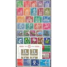 Schweiz 1960 postfrisch ** MNH / gestempelt