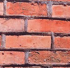Klebefolie - Möbelfolie Backstein - Mauer 0,67 m x 15 m Dekorfolie selbstklebend