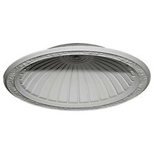 """42 7/8""""OD x 35 3/8""""ID x 8 1/4""""D Recessed Mount Ceiling Dome"""