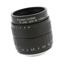 35mm F/1.7 APS-C Manual Fixed Prime Lens for Olympus Pentax Digital Cameras