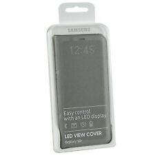 Samsung LED View Cover Ef-ng955 for Galaxy S8 silver
