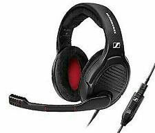 Sennheiser PC 373D Black Over the Ear Gaming Headsets for PC