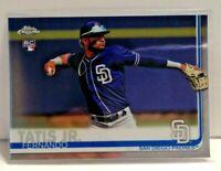 Fernando Tatis Jr. 2019 Topps Chrome Rookie RC Card #203 MLB San Diego Padres 🔥