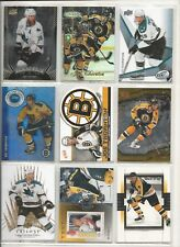 Lot of 68 Different Joe Thornton Hockey Card Collection Mint