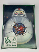 The Far Side by Gary Larson Christmas Cards Airplane Hitting Santa 1989