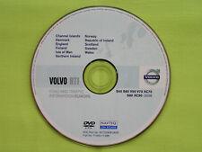 VOLVO RTI DVD NAVIGATION SKANDINAVIEN + GB 2006 S40 S60 S80 V50 V70 XC70 XC90