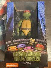 Teenage Mutant Ninja Turtles ? 1/4 Scale Figure ?Raphael- NECA New