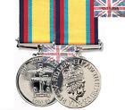Official Gulf Medal (1990-91) FULL SIZE  Medal + Ribbon ( Iraq Gulf war 1