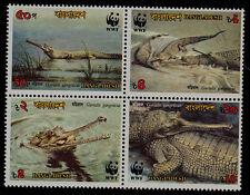 BANGLADESH  SCOTT# 340-343 MNH BLOCK/4  (SCOTT# 343a)