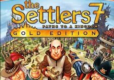 The Settlers 7: paths to a Kingdom Gold Edition Region free PC Key (Uplay)