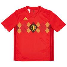 Maglie da calcio di squadre nazionali adidas bambini Belgio