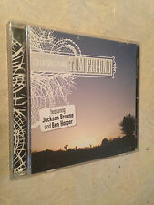 TOM FREUND CD COLLAPSIBLE PLANS JACKSON BROWNE BEN HARPER CSCCD1050 2008 ROCK