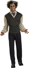 Adult Mens Sweeney Todd Barber Halloween Costume Johnny Depp XL 44-46