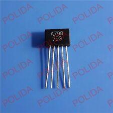 1PCS Audio Transistor MITSUBISHI SIP-5 2SA798 A798