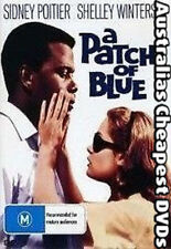 A Patch of Blue DVD NEW, FREE POSTAGE WITHIN AUSTRALIA REGION 4