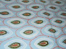 ancien papier peint pochoir rouleau ART DECO tapisserie old roll wallpaper 1900
